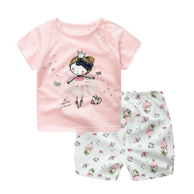 2-piece cotton set - Princes
