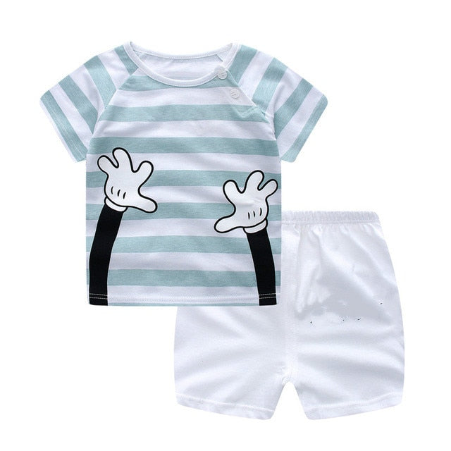 2-piece cotton set - Mickey