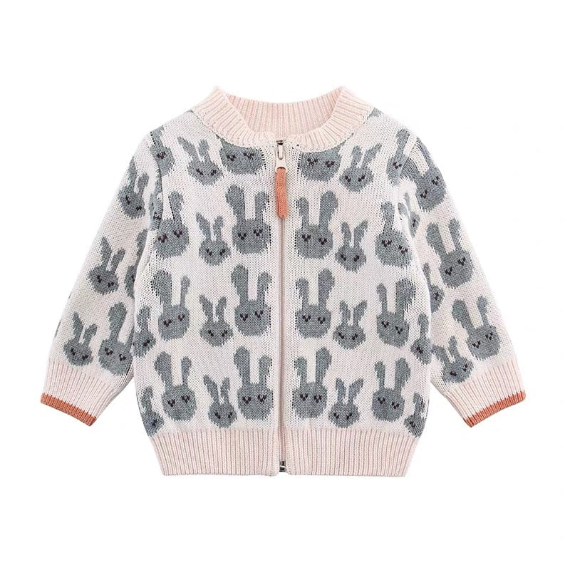 Knitted cotton Jacket for Babies & Infants