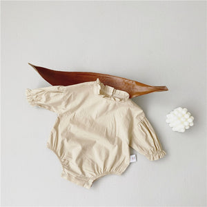 3-Piece Turtle Neck Baby Bodysuit