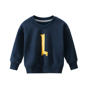 Unisex Winter Sweatshirt & Pullover For Toddlers