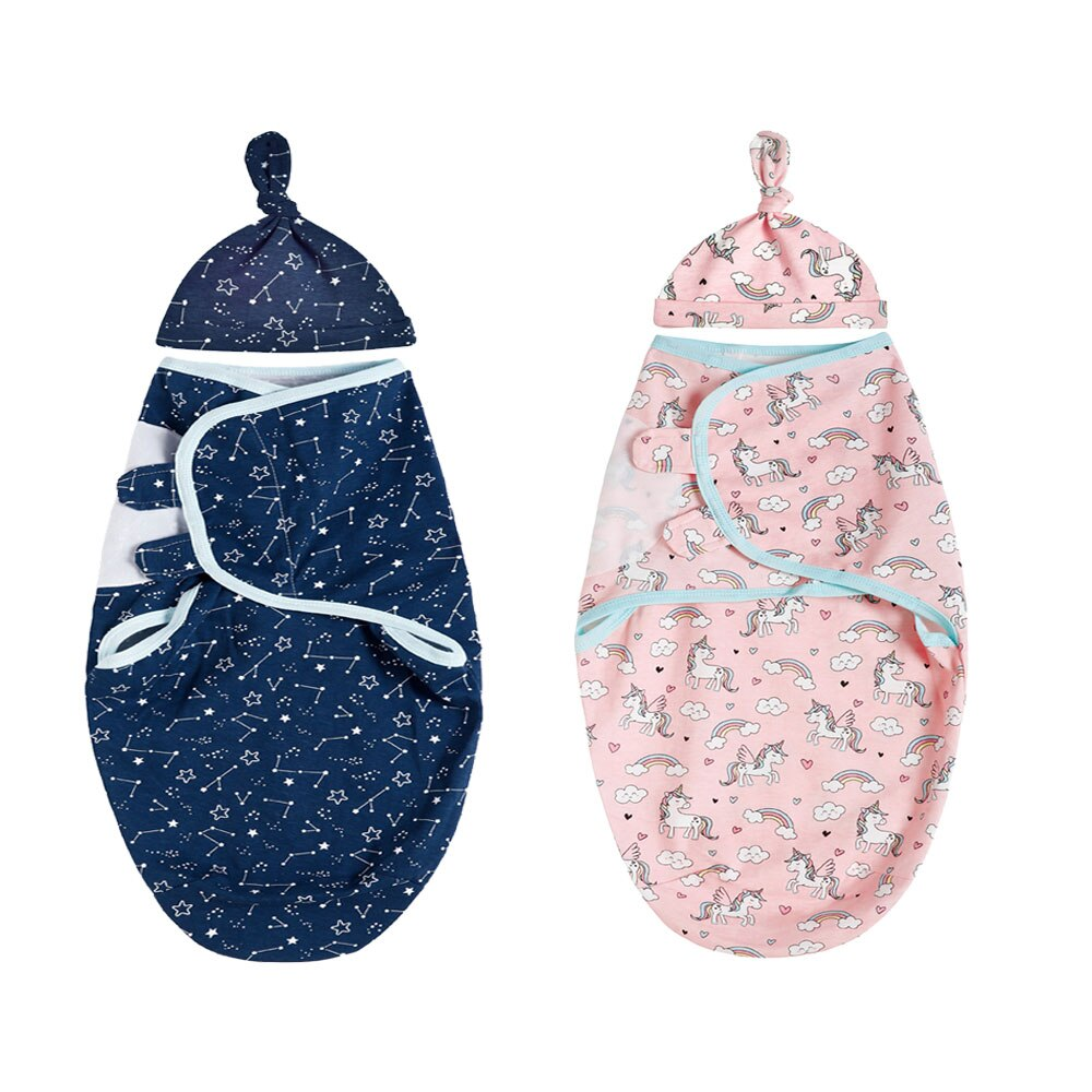 Cocoon Swaddle Wrap with Cap