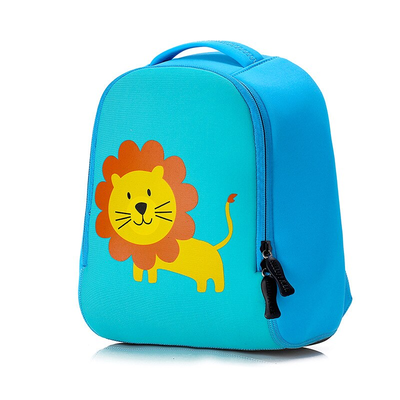 Kindergarten Backpack - Colourful & Printed