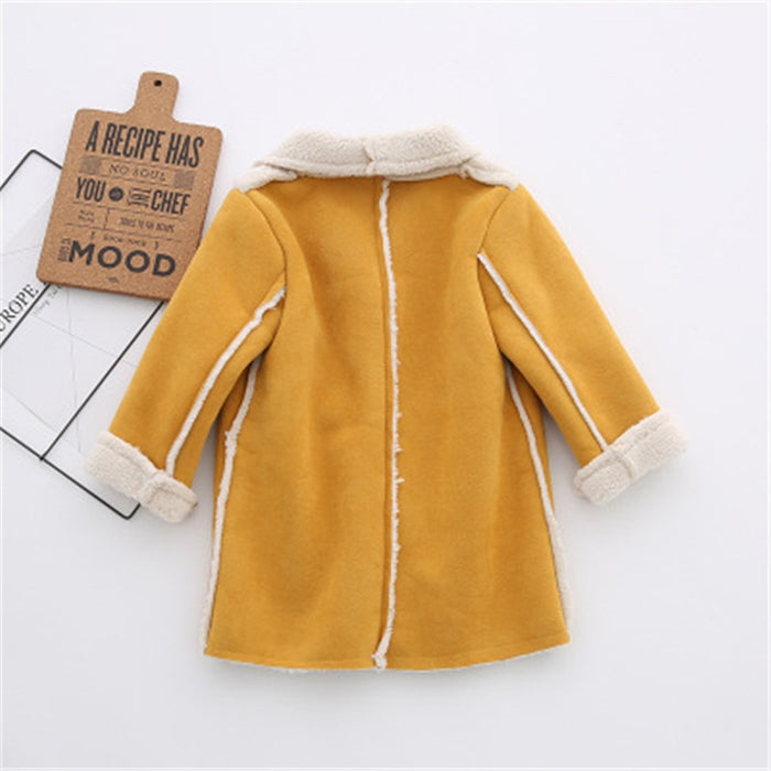 Autumn Fleece Jacket & Long Coat