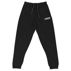 Embroidered FINCA Joggers