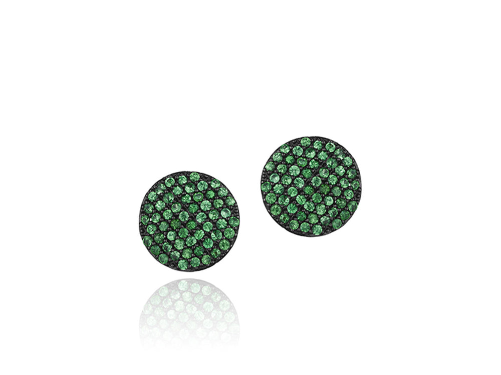 Load image into Gallery viewer, Small Infinity Stud Earrings