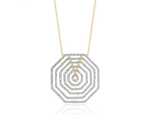 Load image into Gallery viewer, Large Layer Hero Necklace