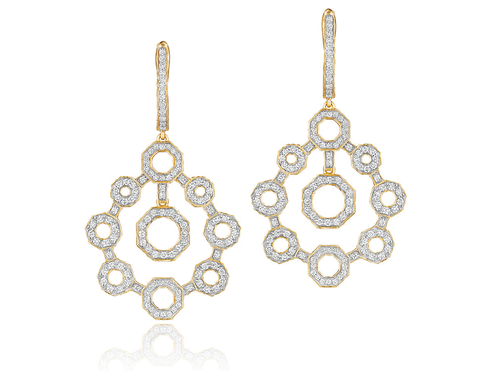 Hero Chandelier Earrings