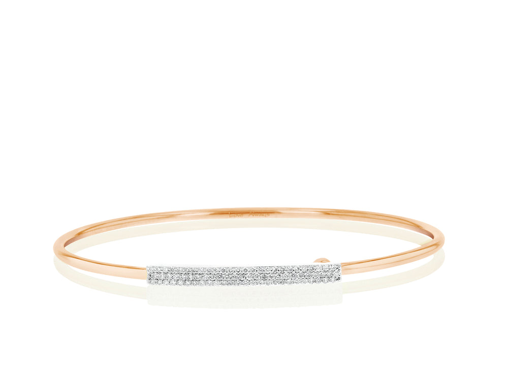 Wire Affair Strap Bracelet