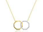 Interlocking Hero Necklace