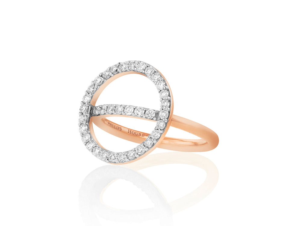 Affair Halo Ring