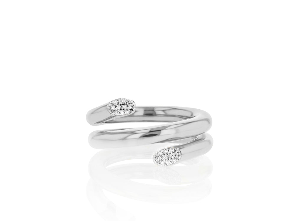 Affair Double Swivel Ring