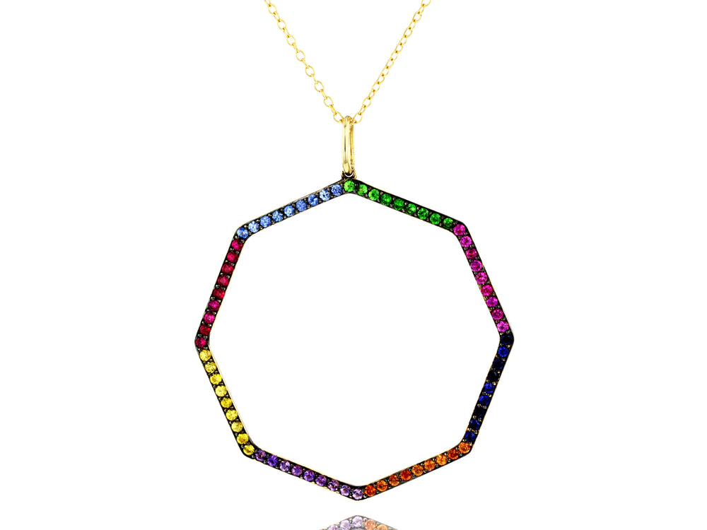 Hero Rainbow Necklace