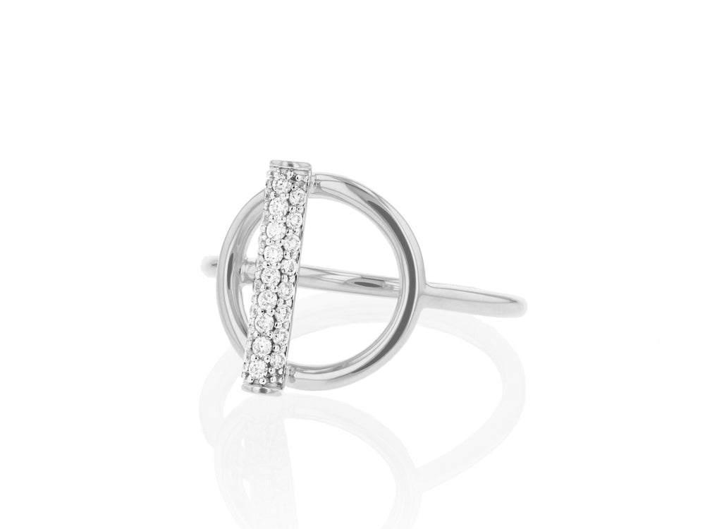 Affair Toggle Ring