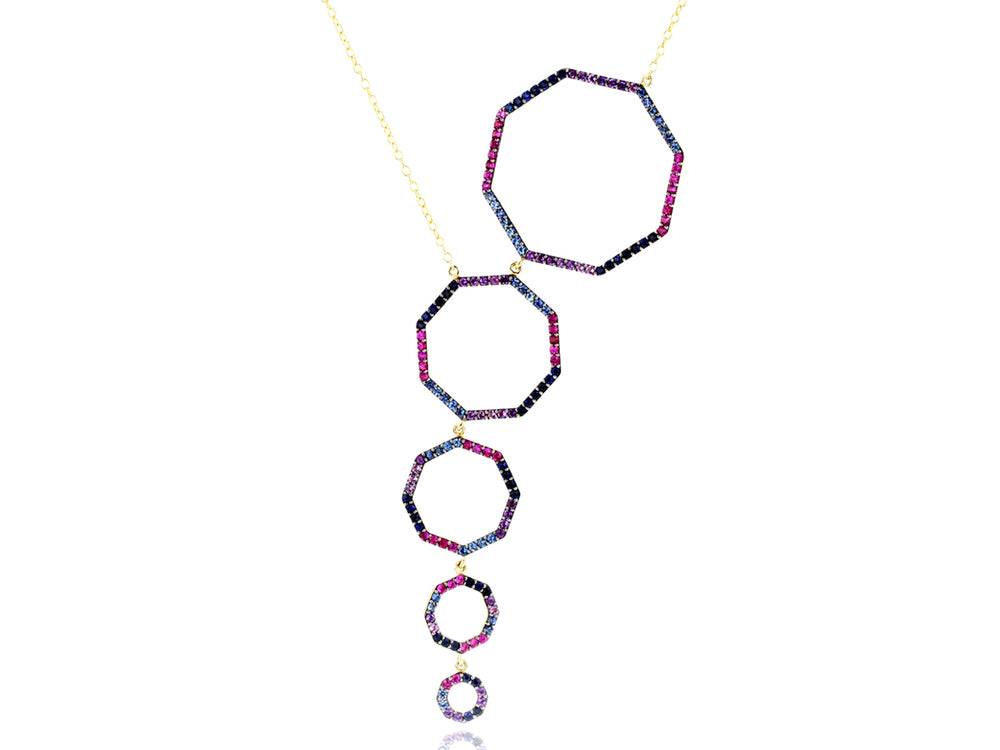 Load image into Gallery viewer, Hero Dusk Graduated Necklace