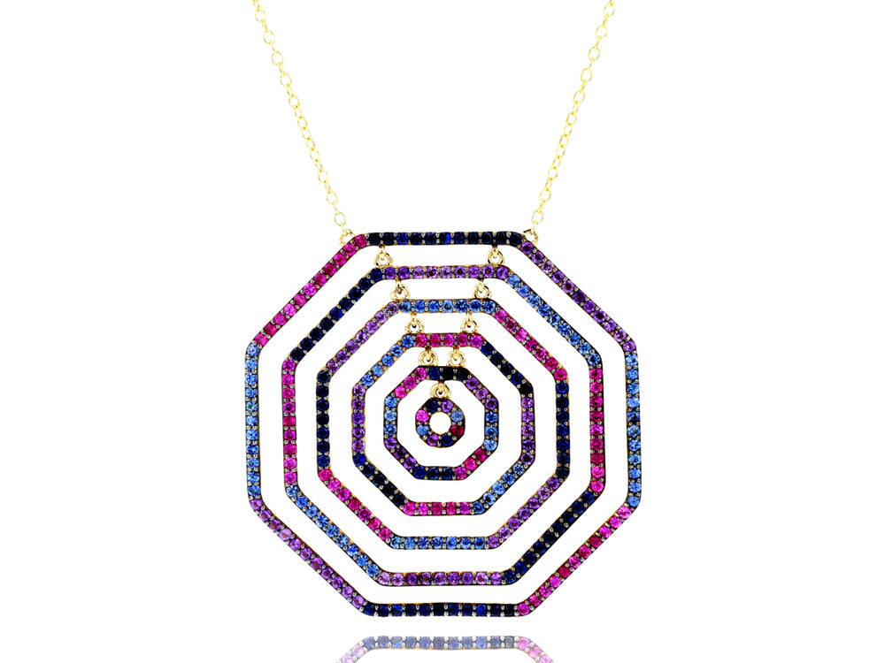Hero Dusk Layer Necklace
