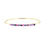 Long Dusk Enchanted Wire Strap Bracelet