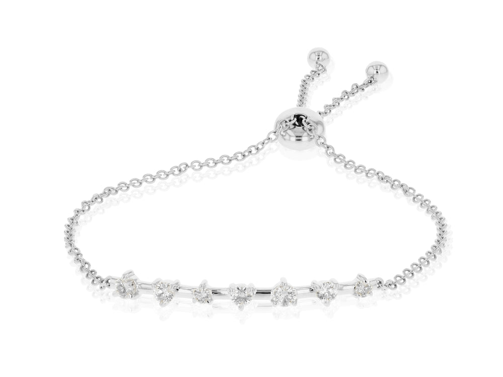 Enchanted Bar Chain Bracelet