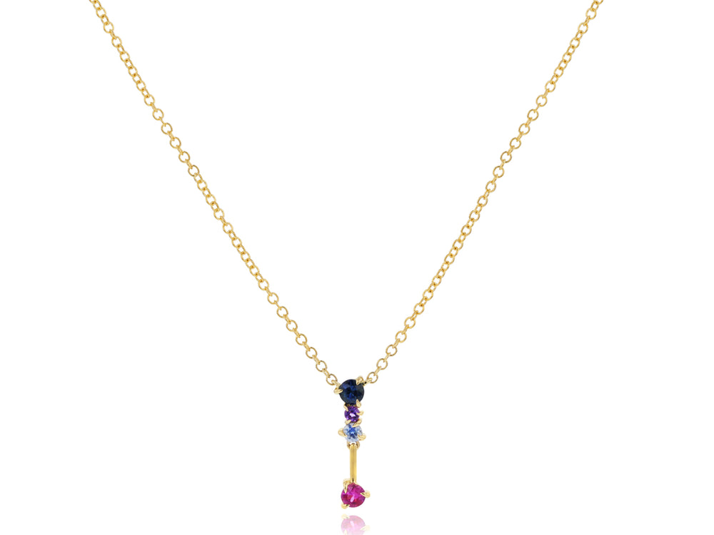 Dusk Enchanted Petite Drop Necklace