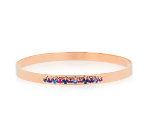 Load image into Gallery viewer, Dusk Enchanted Strap Bracelet