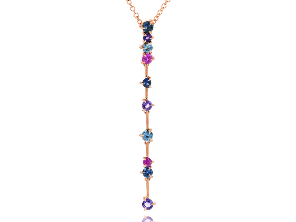 Dusk Enchanted Drop Necklace
