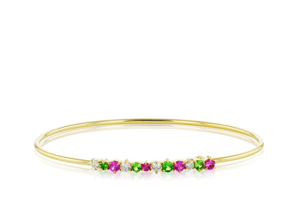 Bloom Enchanted Wire Strap Bracelet