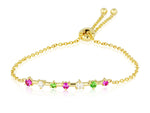 Bloom Enchanted Bar Chain Bracelet