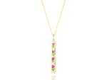 Bloom Enchanted Plate Necklace