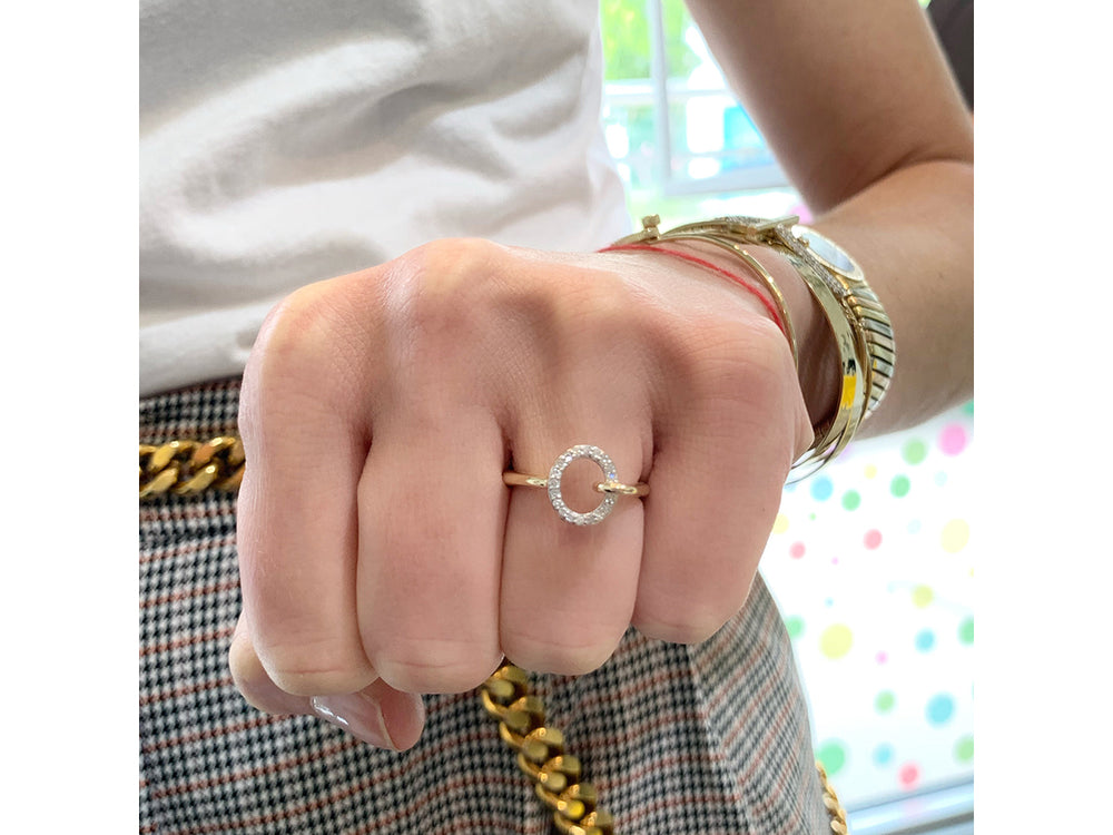 Double Link Ring