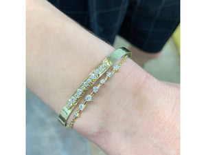 Load image into Gallery viewer, Enchanted Bar Chain Bracelet