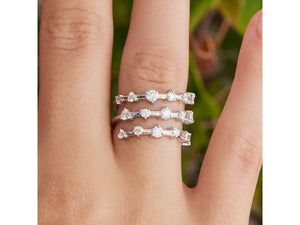 Load image into Gallery viewer, Enchanted Layer Wrap Ring