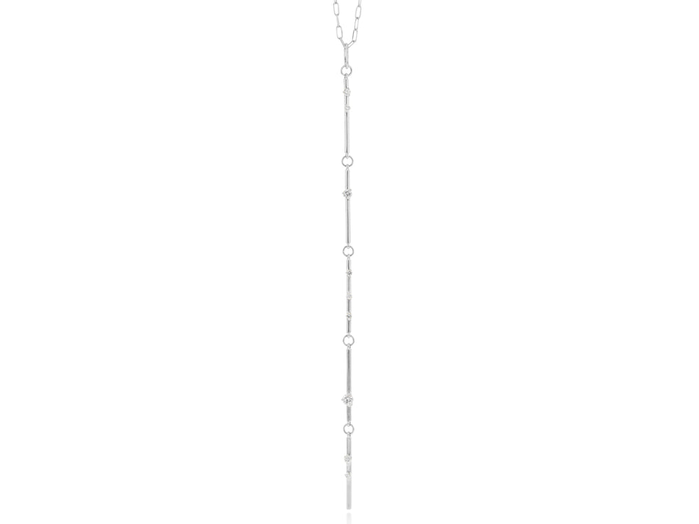 Enchanted Bar Drop Necklace