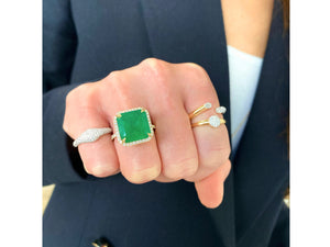 Load image into Gallery viewer, Petite Affair Signet Ring