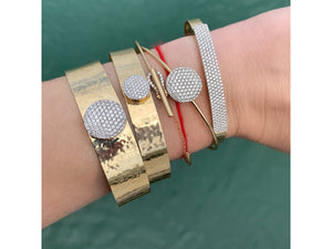 Load image into Gallery viewer, Mini Affair Long Strap Bracelet