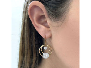 Load image into Gallery viewer, Infinity Pick-Me-Up Earrings