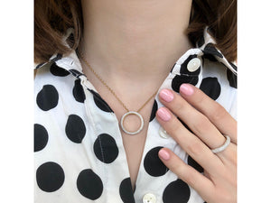 Load image into Gallery viewer, Revolution Ring Necklace