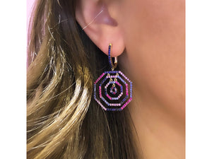 Hero Dusk Layer Earrings