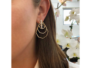 Hero Layer Earrings