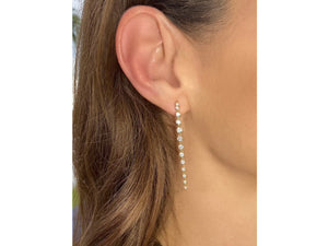 Enchanted Graduated Drop Earrings