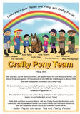 CRAFTY PONIES ANVANG SET 'Premium