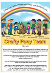 Crafty Pony Buch