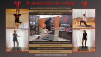 Fusion Fighters Online Performance Irish Dance Workshops Hire Mitchell Dance Platforms Virtual Tutorial Videos