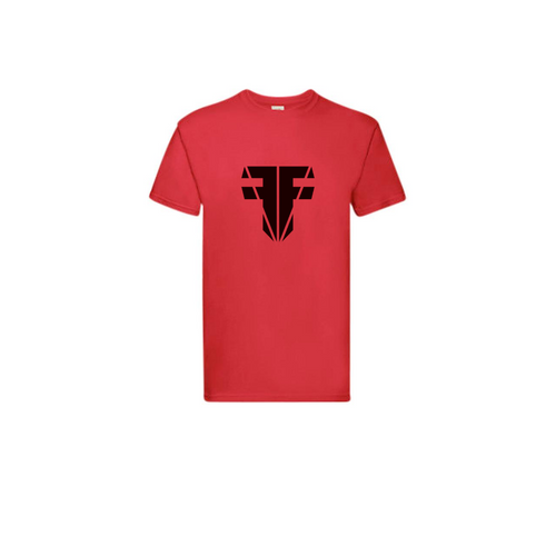 Adult (Unisex) RED Fusion Fighters Performance Shirt