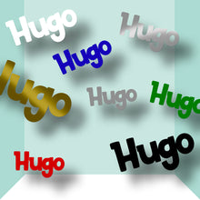 Load image into Gallery viewer, Hugo (Kids Font)
