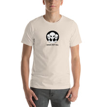 "Load image into Gallery viewer, ""Humans Aren't Real"" Short-Sleeve Unisex T-Shirt"
