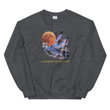 "Load image into Gallery viewer, ""Astronaut In Space"" Unisex Sweatshirt"