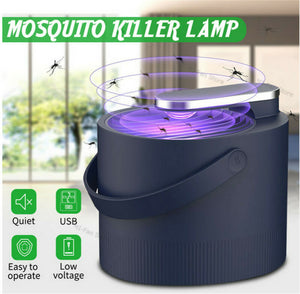 Electric Zapper Mosquito Killer Lamp