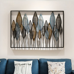 3D Stereo Wall Hanging Leaf
