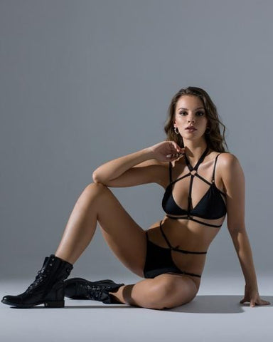 Image of body harness nerea - Promees