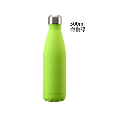 500ML My Bottle Double Insulation Stainless Steel Water Bottle